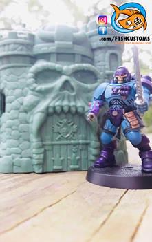 Warhammer 40k Skeletor
