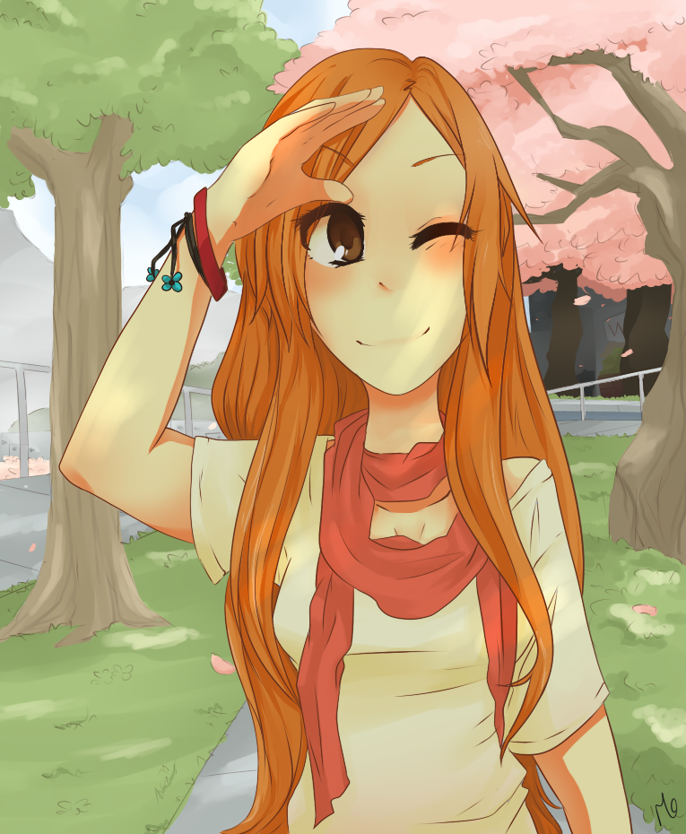 Springtime by sonicat62