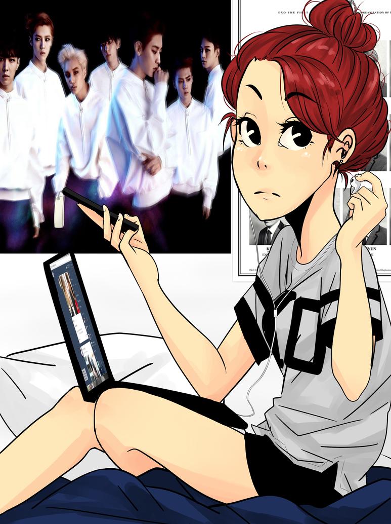 fangirl by sonicat62
