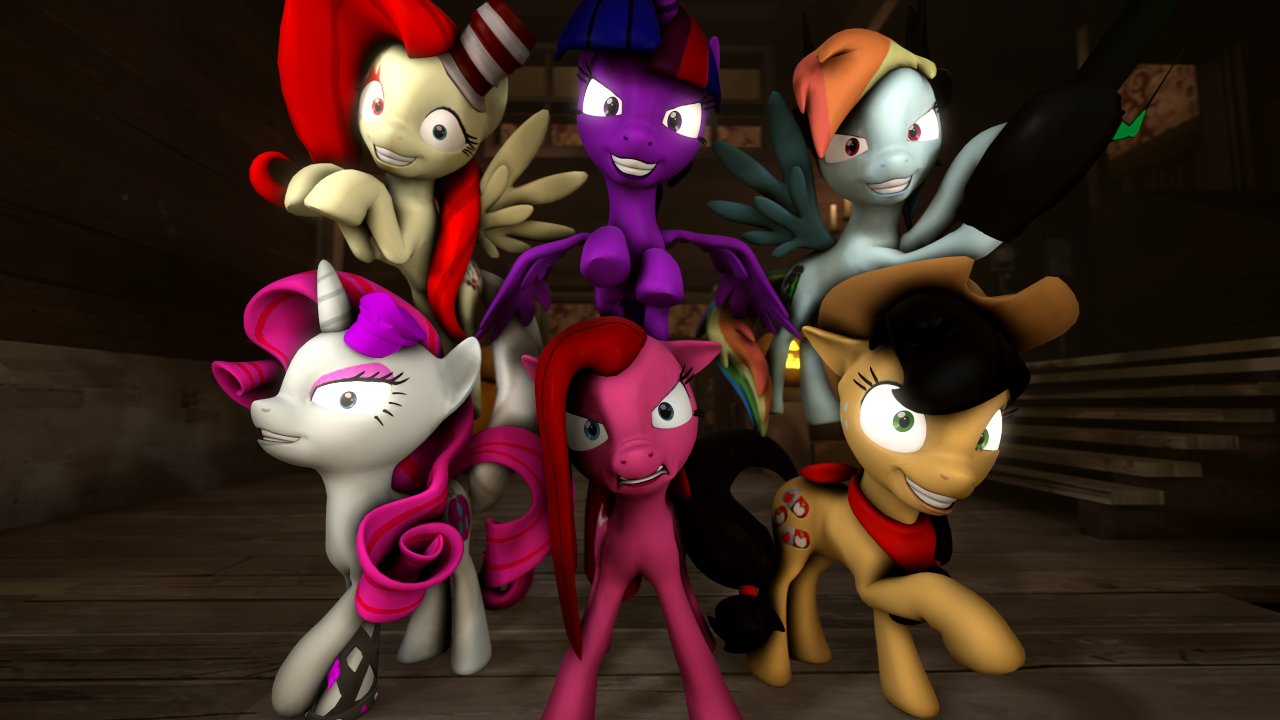 Sfm ponies elements of insanity mlp on mlp elements of insanity games