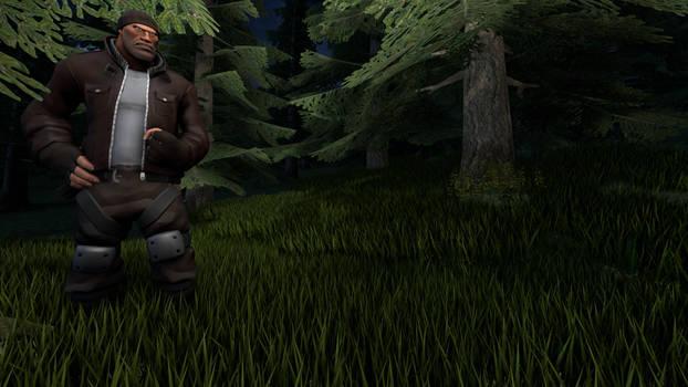 Raidon the Mercenary