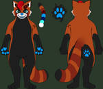 Oliver Reference Sheet by CityPound
