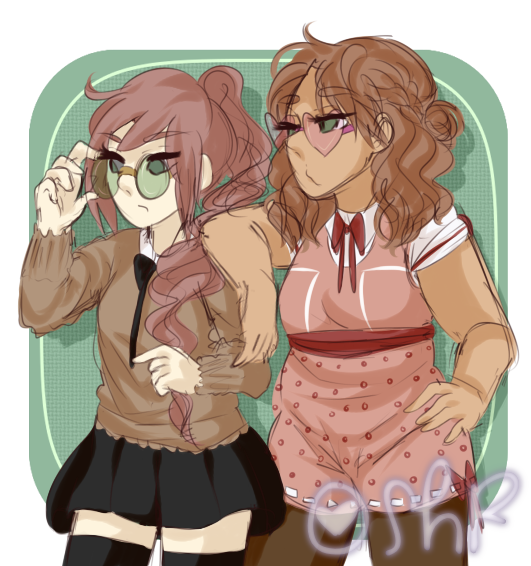 the baes are back by SHRimp-i