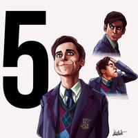 Number Five by srkalel