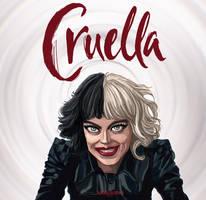 Cruella by srkalel