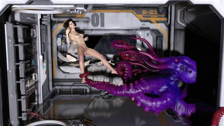 Intruder 3 by drakonrenders