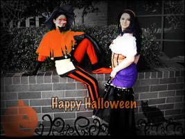 : Happy Halloween : by kingofallgypsies