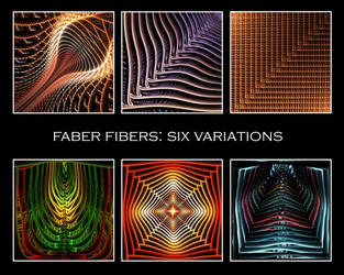 Faber Fibers by SDS-PAGE