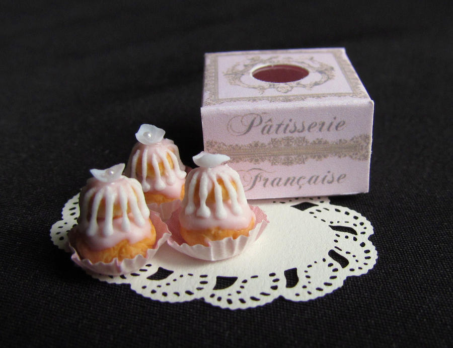 French religieuse by GoddessofChocolate