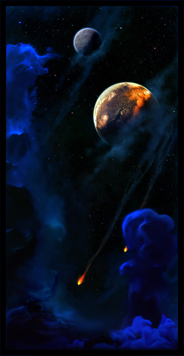 Quantum Nebulae by Wreckluse