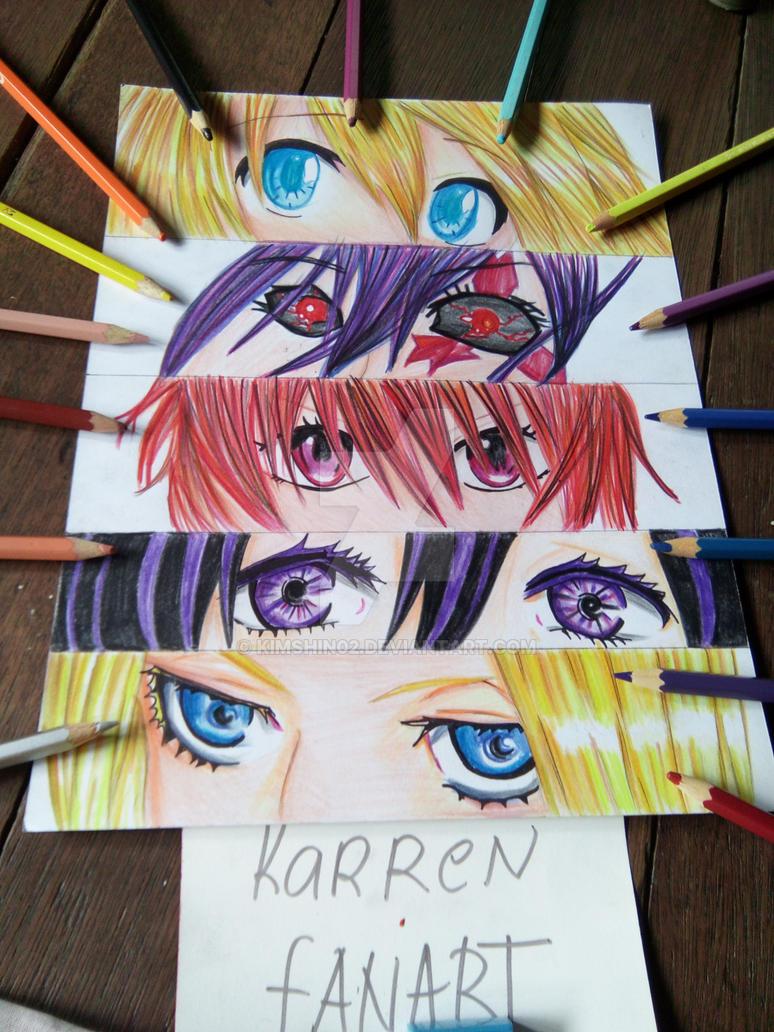 Know them ? by kimshin02