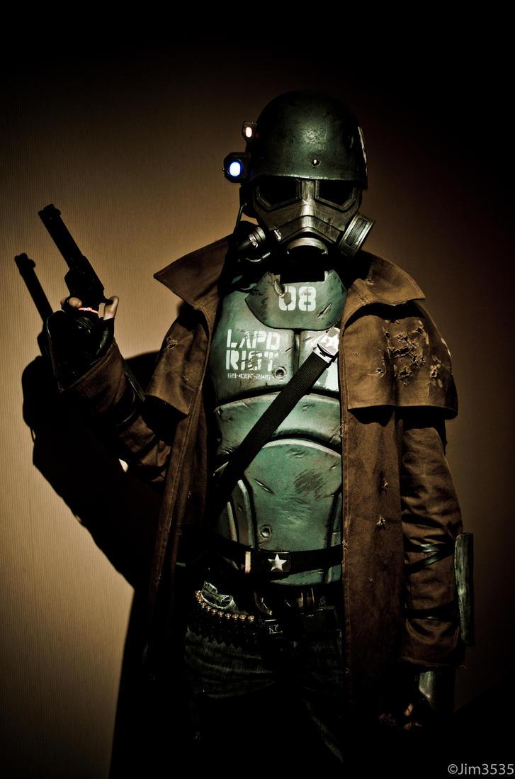 New Vegas Veteran Ranger 4 by grimdarkkommissar