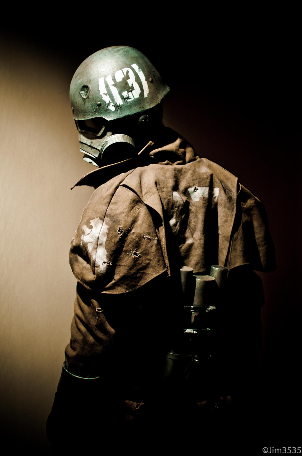 New Vegas Veteran Ranger Feat by grimdarkkommissar