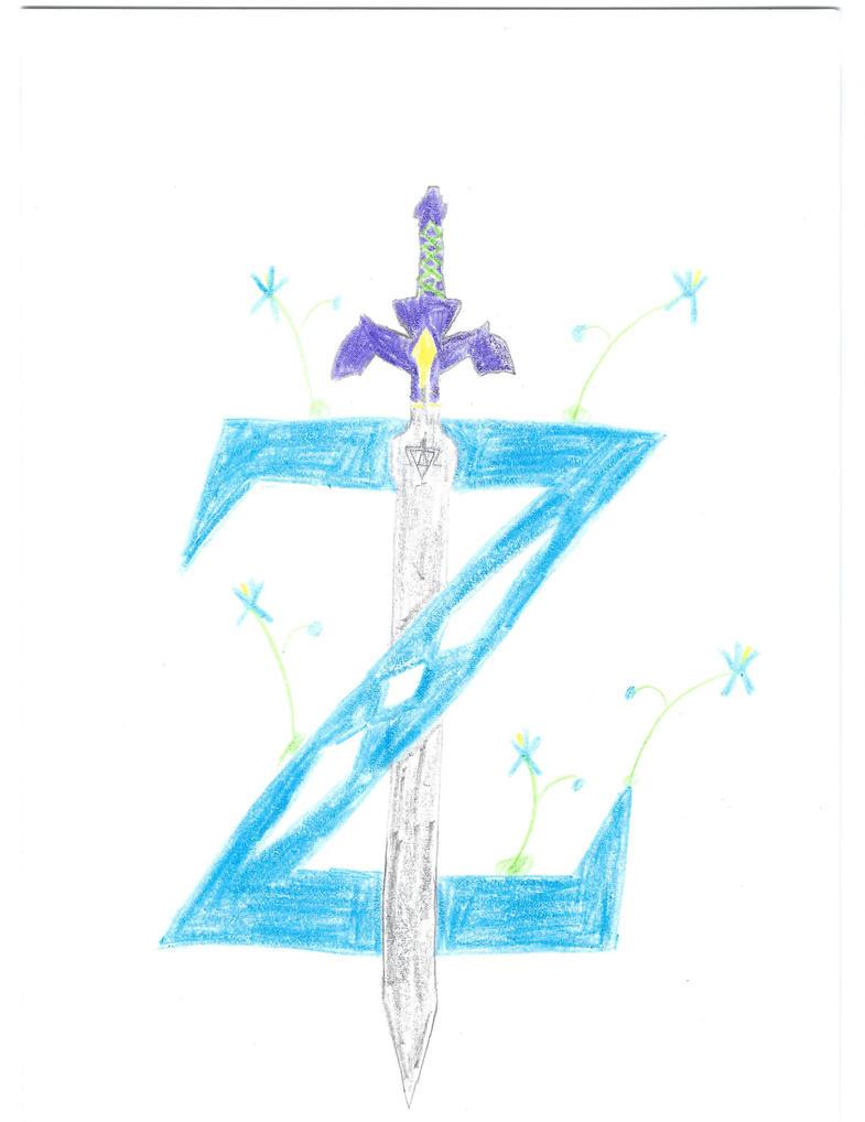 The Legend of Zelda: Return to the Wild (Symbol) by werecass