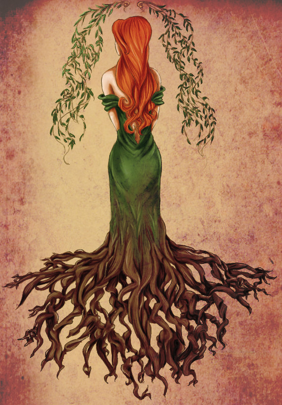 The Willow Maid