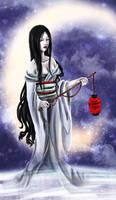 Winter Moon - Yuki Onna