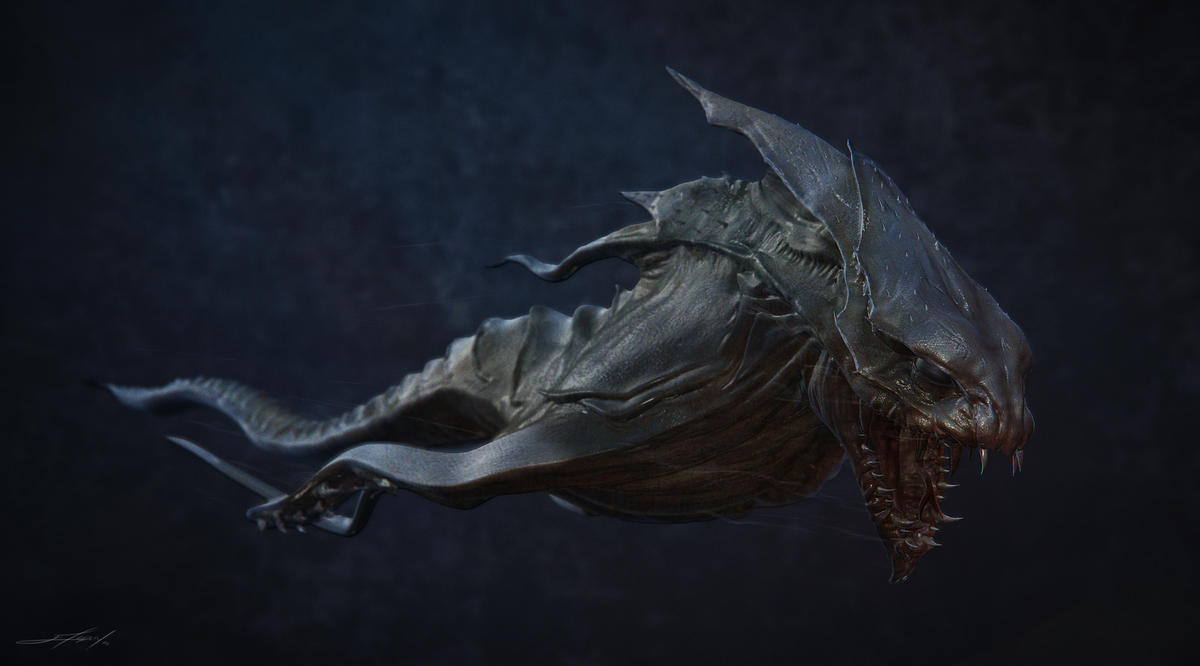 Image Result For Realistic Ocean Animal