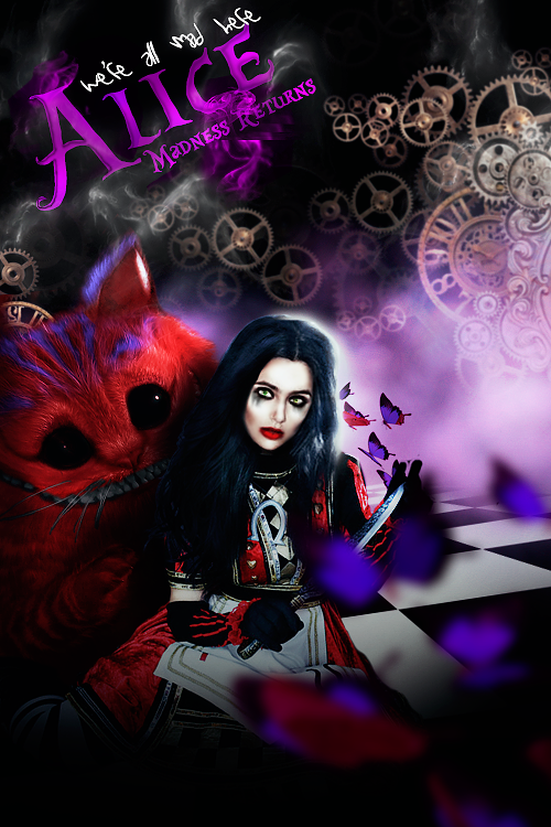 Mad Alice by fox-porn
