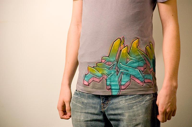 DeonOne.1stShirt by frazbot