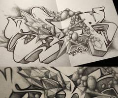 Cosmic II by frazbot