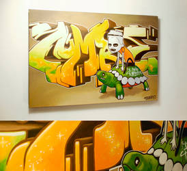 I Like Turtles by frazbot