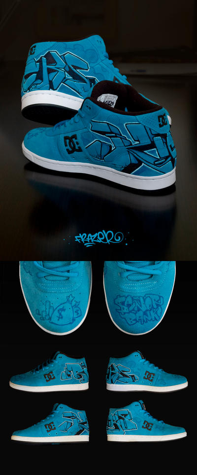 Ricks Kicks by frazbot