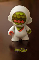 Mini Munny by frazbot