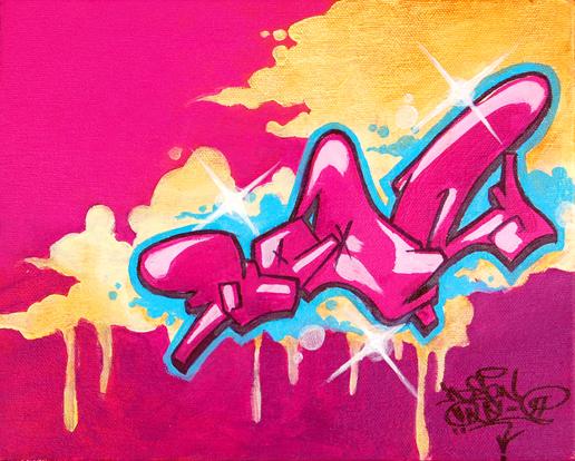 Bubblegum Deon by frazbot