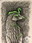 Egyptian Deity: Horus