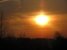 Sunset -1 by SierraDemonica