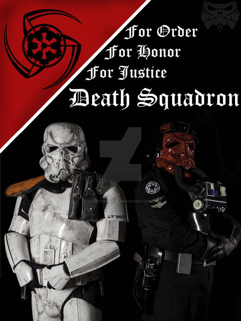 Death Squadron by DarthAtreus