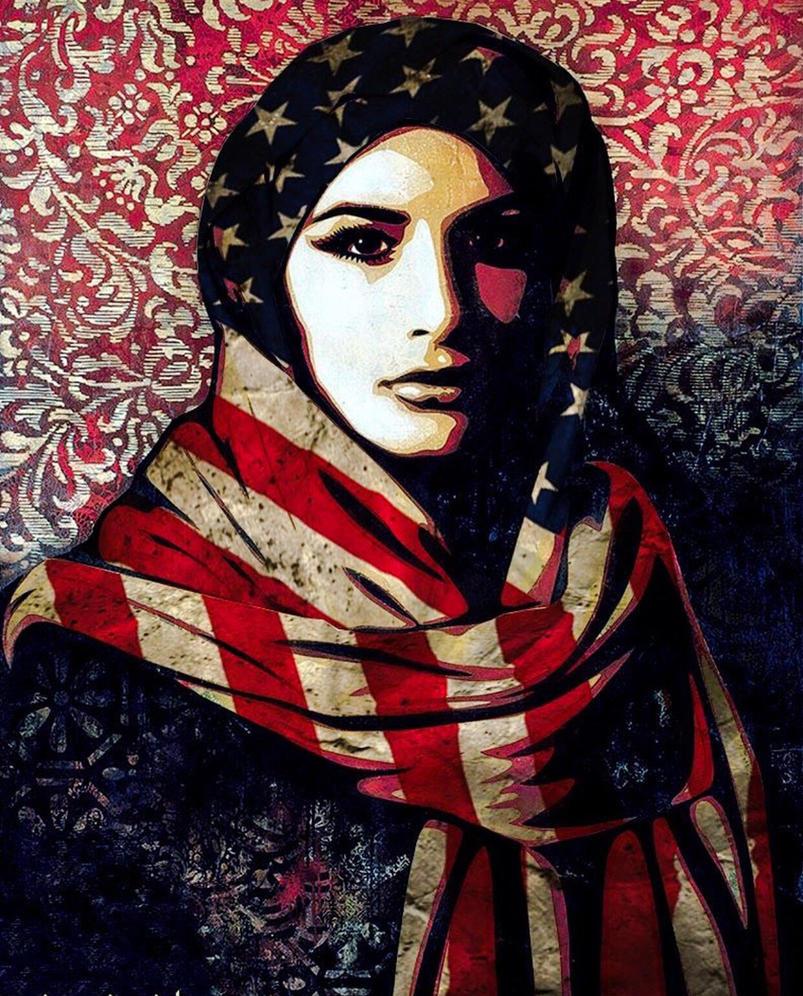 American Arabic  by 3O5cky