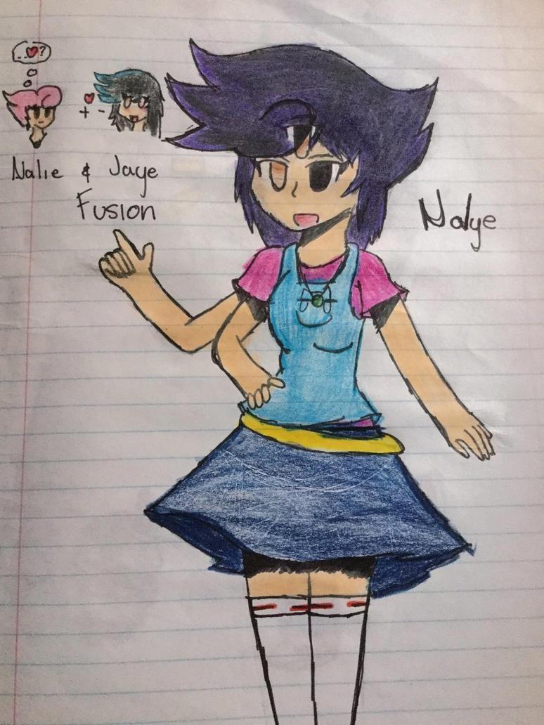 Nalye (Nalie+Jaye fusion) by Andrea6675