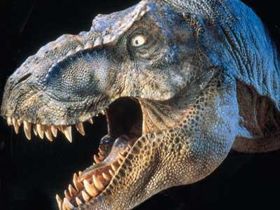 Tyrannosaurus Canyon InGen Carnivore Profil...