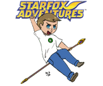 Rabbidluigi Chibi Series: Star Fox Adventures