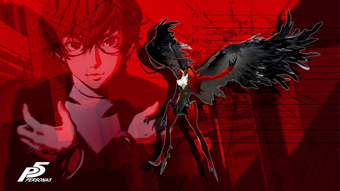 Persona 5 Wallpaper Arsene By Moonswift