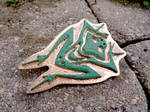 Lucio Frog Pin - FOR SALE