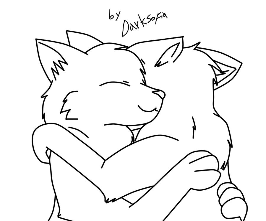 Wolf love base