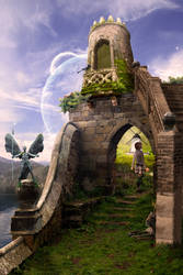 The Forgotten Garden by AloeVeraO