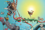Slash3 Artbook: LoveProject by AloeVeraO