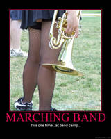Marching Band: Band Camp by StuntzTheDude