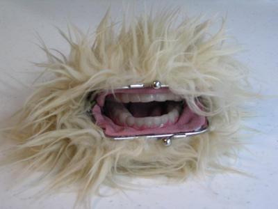 a sheep's vagina dentata by BurrisSM