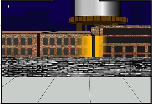 Introduction Scene background.