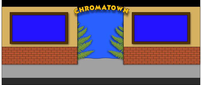 JB: The Chromatown Stage by davidfoxfire