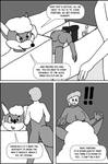 Tymbre Comission Page 1 by davidfoxfire