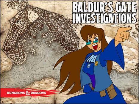 Baldur's Gate Investigations