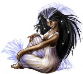 Hail, The Goddess Of Sirius