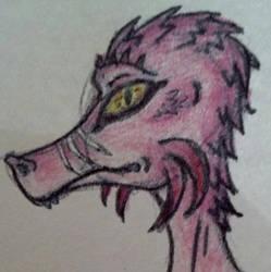 Pink Kobold