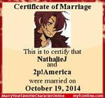 I'm married!!XD by Dina-soar
