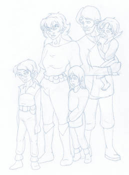 First Family.sketch